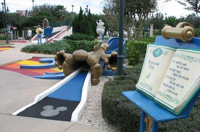 Fantasia Gardens And Fairways Miniature Golf Pictures Garden Ftempo